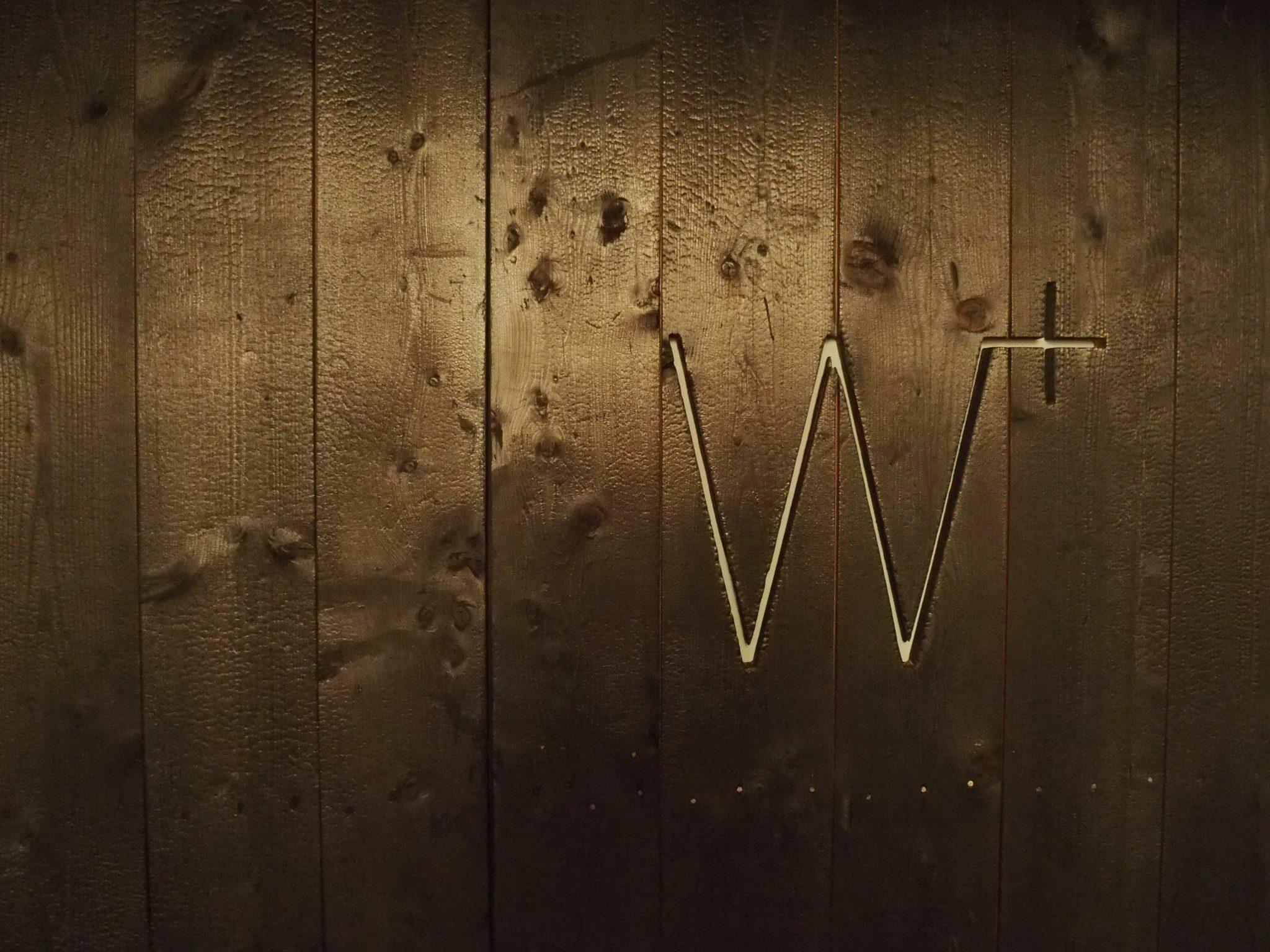 Logo W+